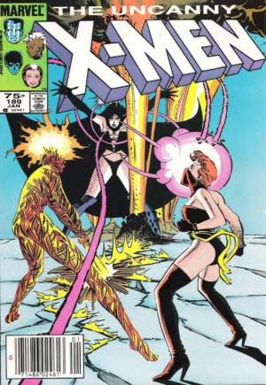 Uncanny X-Men (1963-2011)#189C