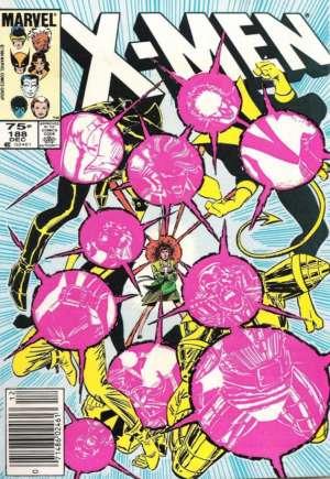 Uncanny X-Men (1963-2011)#188C