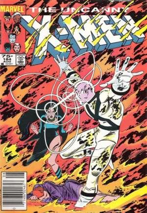 Uncanny X-Men (1963-2011)#184C