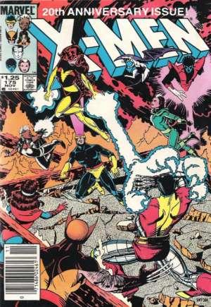 Uncanny X-Men (1963-2011)#175C
