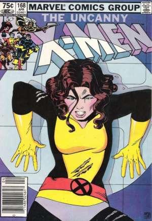 Uncanny X-Men (1963-2011)#168C