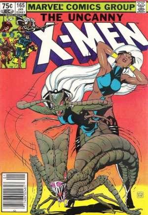 Uncanny X-Men (1963-2011)#165C