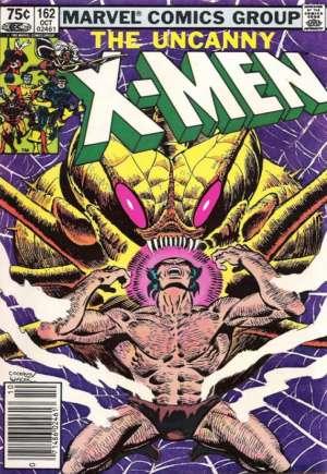 Uncanny X-Men (1963-2011)#162C