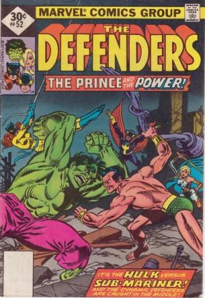 Defenders (1972-1986)#52C