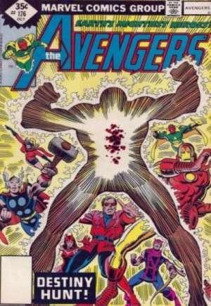 Avengers (1963-1996)#176B