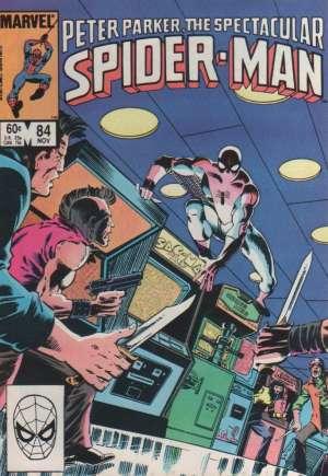 Spectacular Spider-Man (1976-1998)#84B