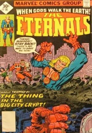 Eternals (1976-1978)#16C