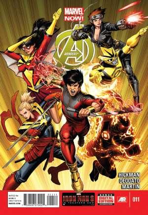 Avengers (2012-2015)#11
