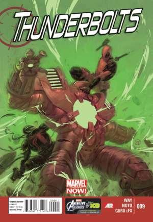 Thunderbolts (2012-2014)#9