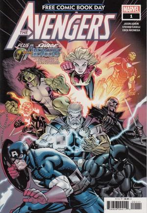Avengers/Savage Avengers (FCBD 2019)#One Shot