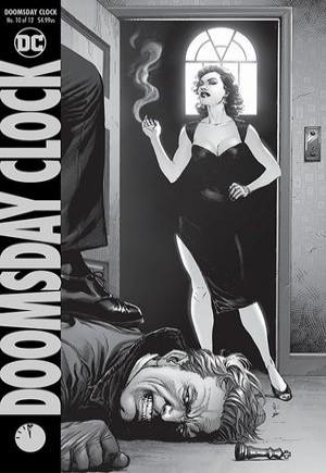 Doomsday Clock#10A