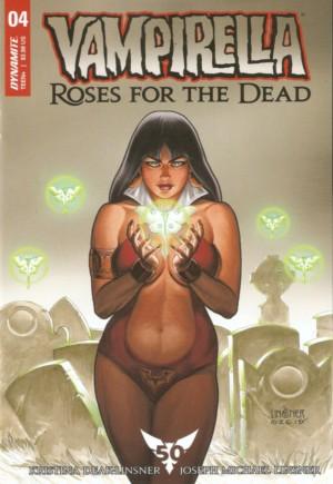 Vampirella: Roses For Dead#4A