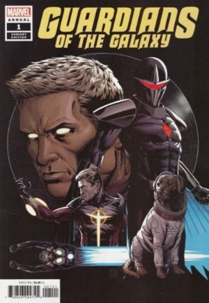 Guardians of the Galaxy (2019-2020)#Annual 1B