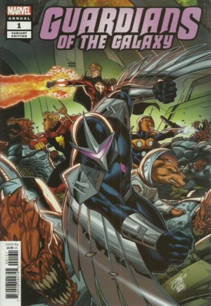 Guardians of the Galaxy (2019-2020)#Annual 1C