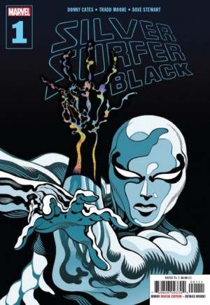 Silver Surfer Black (2019) #1A