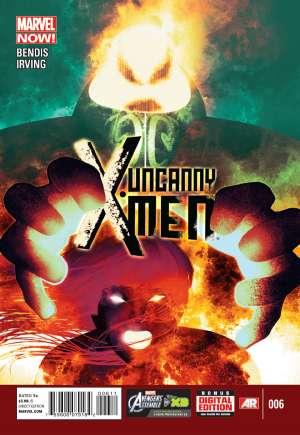Uncanny X-Men (2013-2016)#6