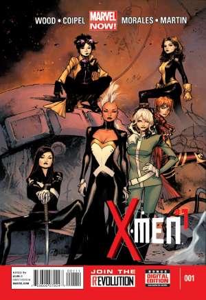 X-Men (2013-2015)#1A