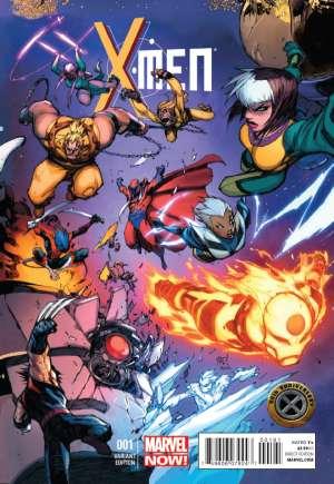 X-Men (2013-2015)#1F