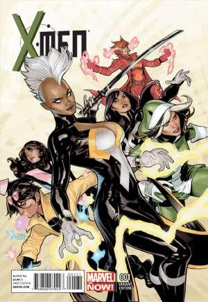 X-Men (2013-2015)#1G