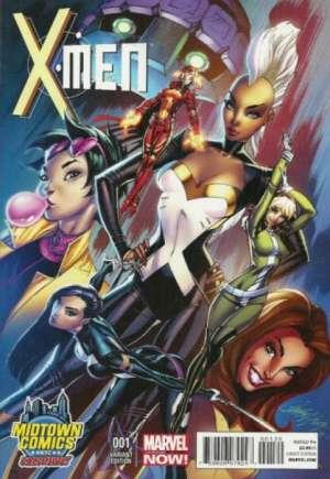 X-Men (2013-2015)#1L