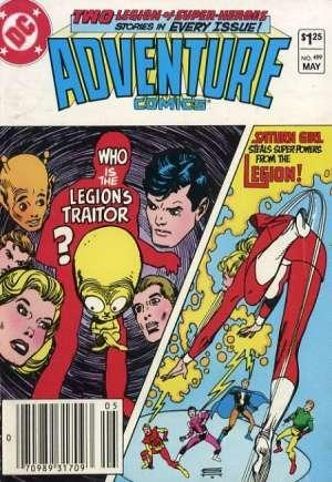 Adventure Comics (1938-1983)#499A