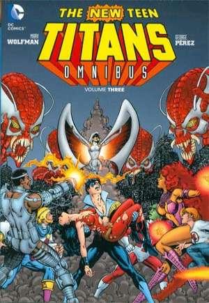 New Teen Titans Omnibus#HC Vol 3