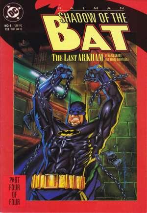 Batman: Shadow of the Bat (1992-2000)#4B