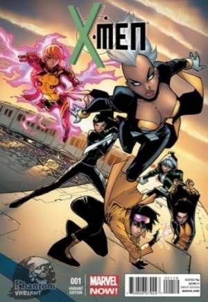 X-Men (2013-2015)#1K