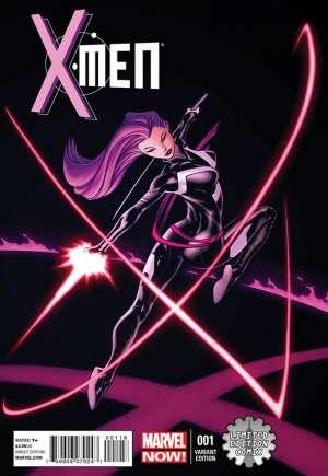 X-Men (2013-2015)#1J