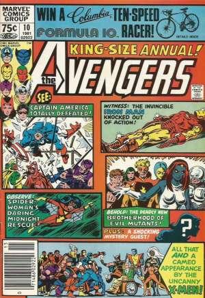 Avengers (1963-1996)#Annual 10A