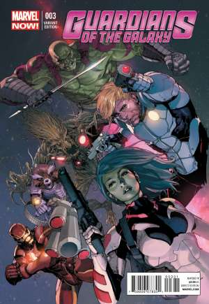 Guardians of the Galaxy (2013-2015)#3C
