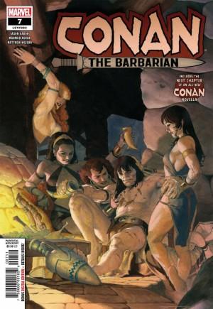 Conan The Barbarian (2019-2021)#7A