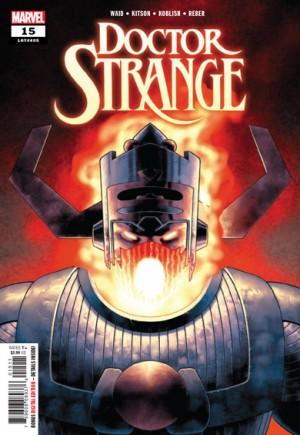 Doctor Strange (2018-Present)#15
