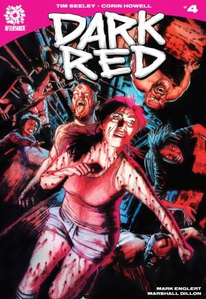 Dark Red (2019-2020)#4