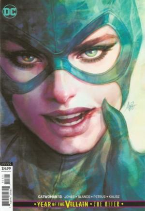 Catwoman (2018-2020)#13B