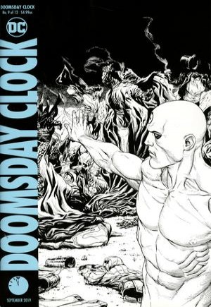 Doomsday Clock #9C
