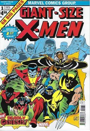 Giant-Size X-Men (1975-2005)#1D