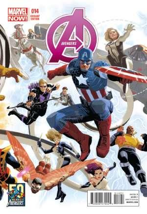 Avengers (2012-2015)#14B