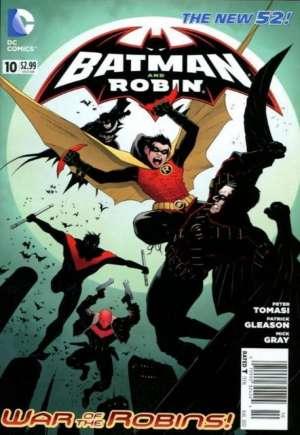 Batman and Robin (2011-2015)#10A
