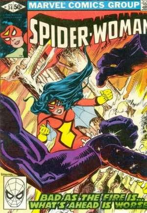 Spider-Woman (1978-1983)#34B