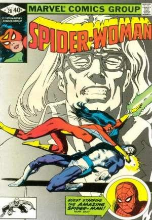 Spider-Woman (1978-1983)#28B