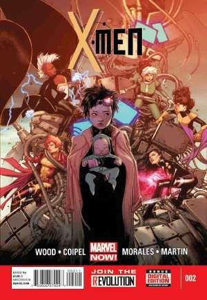 X-Men (2013-2015)#2A