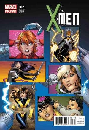 X-Men (2013-2015)#2B