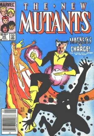 New Mutants (1983-1991)#35A