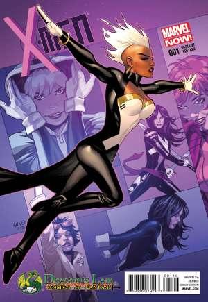 X-Men (2013-2015)#1N