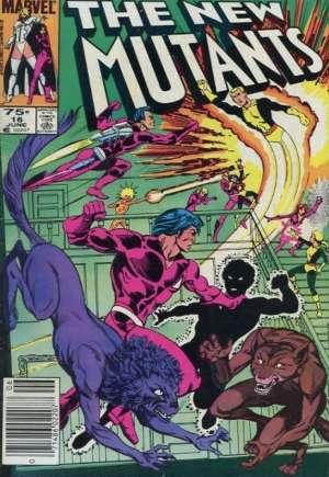 New Mutants (1983-1991)#16C