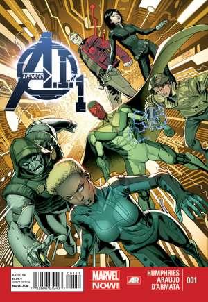 Avengers A.I. (2013-2014)#1A