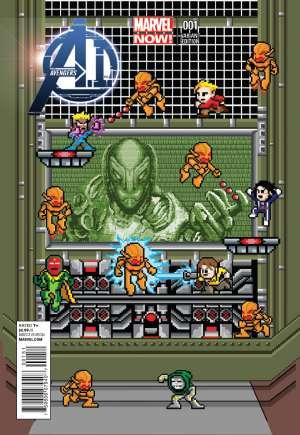 Avengers A.I. (2013-2014)#1E