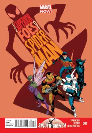 Superior Foes of Spider-Man (2013-2015)#1A