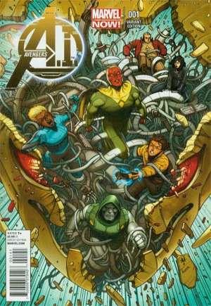 Avengers A.I. (2013-2014)#1D